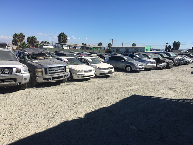We are a leading auto recycler with decades of experience, San Diego CA